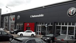 Concessionaria Fiat, Alfa Romeo, Jeep, Abarth, Jeep e Peugeot a Terni